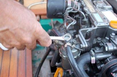 Assistenza tecnica motori